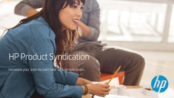 HP Product Syndication