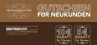 GUTSCHEIN - KennstDuEinen.de