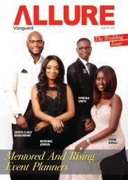 Allure Vanguard 28 August 2016