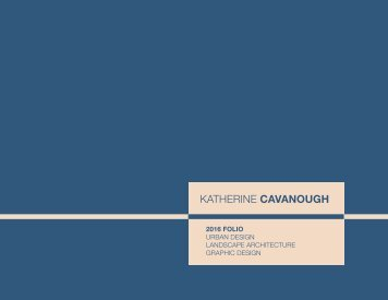 Kate Cavanough Portfolio