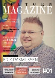 Tietgen Magazine #1