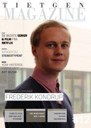 Tietgen Magazine #12