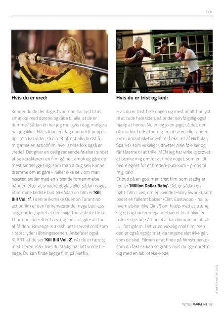 Tietgen Magazine #13