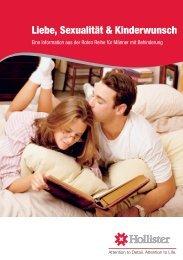 Liebe, Sexualität & Kinderwunsch - Hollister Incorporated
