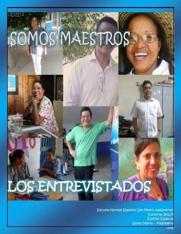 Revista Somos Maestros