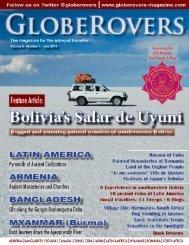 Globerovers Magazine, July 2016