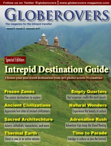Globerovers Magazine - Dec 2015