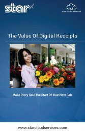 The Value Of Digital Receipts
