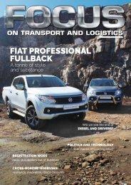 Focus on Transport and Logistics