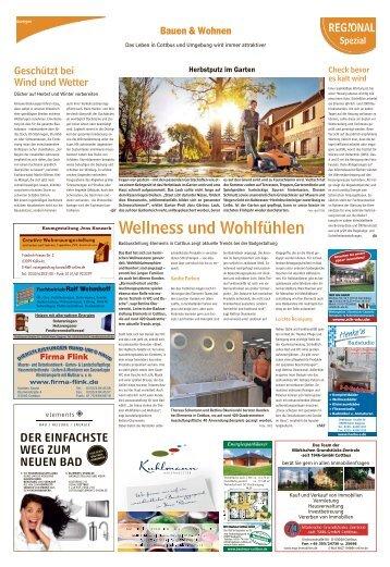 Regional Spezial | Bauen und Wohnen – Leben in Cottbus und Umgebung