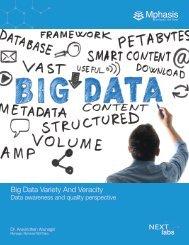 Big Data Variety And Veracity