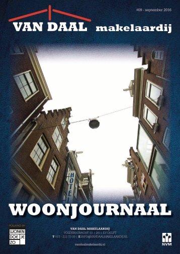 Van Daal Woonjournaal #9, september 2016