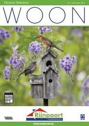 Rijnpoort WOON #27, september 2016