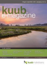 Kuub E-Magazine #24 / september 2106