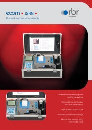 instrument case - Imbema Controls
