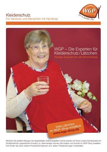 Kleiderschutz/Lätzchen - WGP-Produktdesign