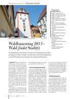Waldverband Aktuell - Ausgabe 2013-03 - Seite 6