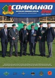 Commando News Aug16