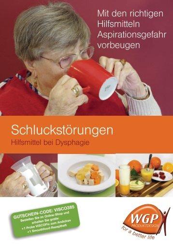 Katalog Schluckstörungen - WGP-Produktdesign