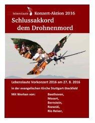 Lebenslaute Vorkonzert 2016 am 27 8 2016