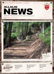 Allalin News Nr. 13