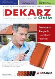 Fachowy Dekarz & Cieśla 2011-5