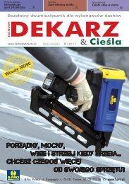 Fachowy Dekarz & Cieśla 2011-4