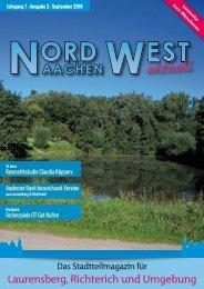 NordWest Aktuell - Ausgabe74 - WEB