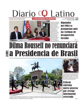Edición 29 de Agosto de 2016