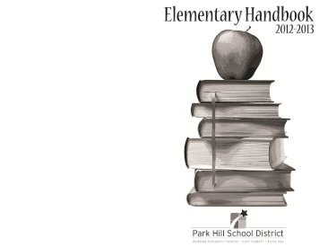 notes - Park Hill School District