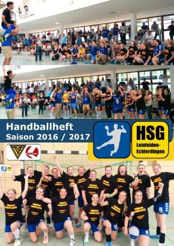 HSG-LE Saison 2016/2017