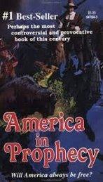 America in Prophecy by Ellen White [Original Edition]