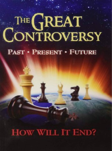 The Great Controversy Ended by Ellen White