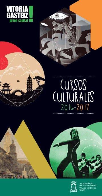 CURSOS CULTURALES