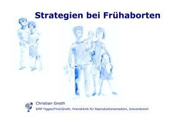 (Microsoft PowerPoint - Prävention von Frühaborten.ppt)