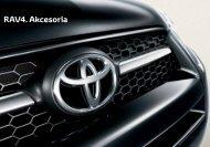RAV4. Akcesoria - Toyota