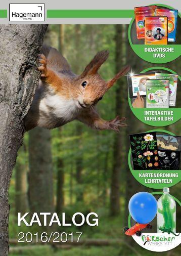 Hagemann Katalog 2016/2017