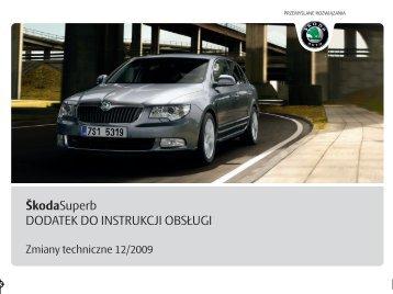 ŠkodaSuperb - Media Portal - škoda auto