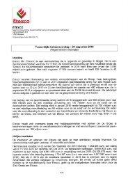 Etexco Tussentijds beheersverslag 2016