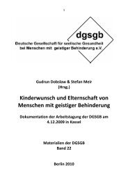 Band 22 - dgsgb