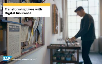 Transforming Lives with Digital Insurance