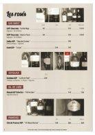 Carte et menu - Page 4