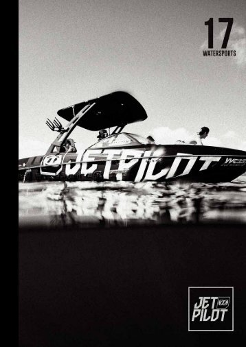Jetpilot Watersports Catalog 2017