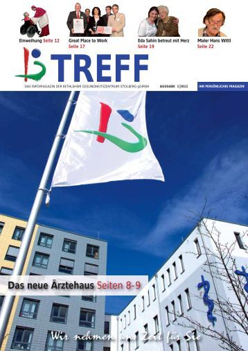 Ausgabe 01/2012 finden Sie hier. - Bethlehem Gesundheitszentrum