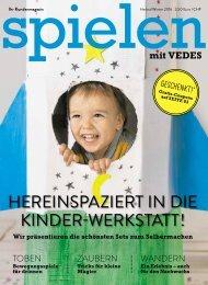 VEDES Magazin Herbst/Winter 2016 | VM26