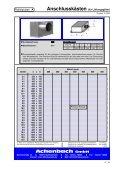Anschlusskästen (für Lüftungsgitter) - Achenbach GmbH - Seite 2