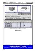 Anschlusskästen (für Lüftungsgitter) - Achenbach GmbH - Seite 3