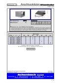 Anschlusskästen (für Lüftungsgitter) - Achenbach GmbH - Seite 4