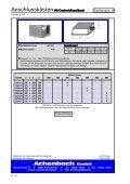 Anschlusskästen (für Lüftungsgitter) - Achenbach GmbH - Seite 5