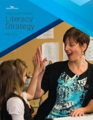 Literacy Strategy
